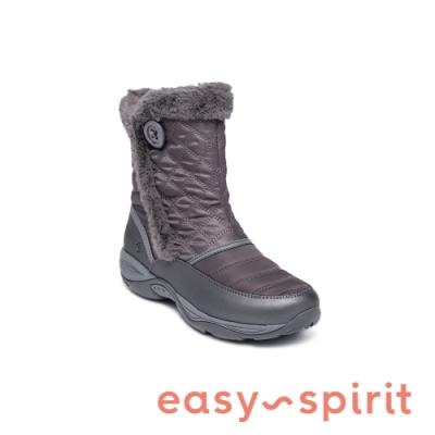Easy Spirit-seEXPOSURE2 機能防潑水內刷毛輕型女靴-灰色