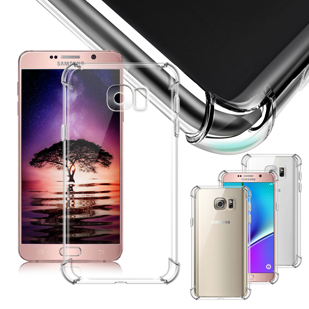 AISURE for Samsung Galaxy Note 5 軍規5D氣囊防摔手機殼 @ Y!購物