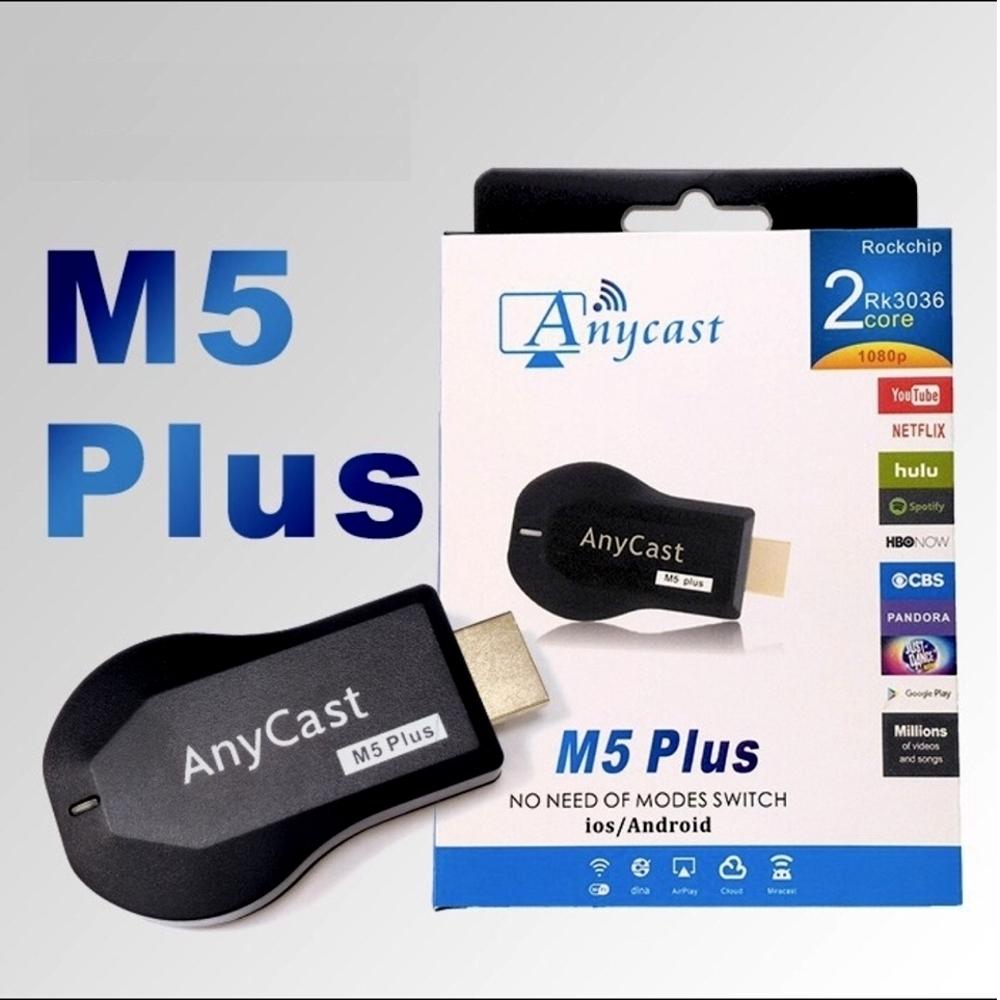 電視棒 M5 Plus 無線HDMI/手機電視/無線影音傳
