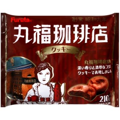 Furuta古田 丸福咖啡餅乾(210g)