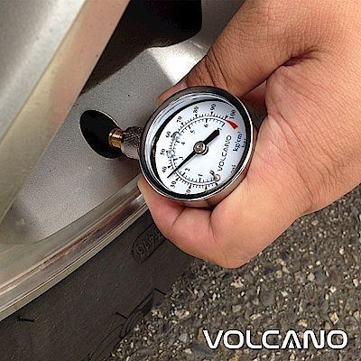 【VOLCANO】基本型胎壓錶 (TG06)