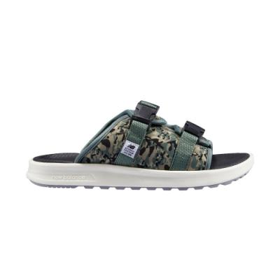 New Balance 涼拖鞋 SDL330BC 中性 軍綠