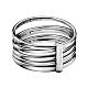 CALVIN KLEIN Sumptuous 系列個性白鋼手環-S product thumbnail 1