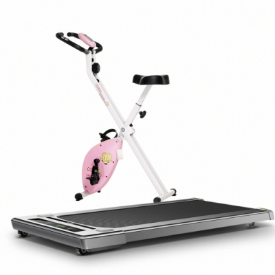 買一送一【 X-BIKE 晨昌】小漾智能平板跑步機_小漾 MINI(贈19807健身車)