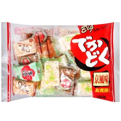 江口製果 Dekadoku綜合米香餅(180g)