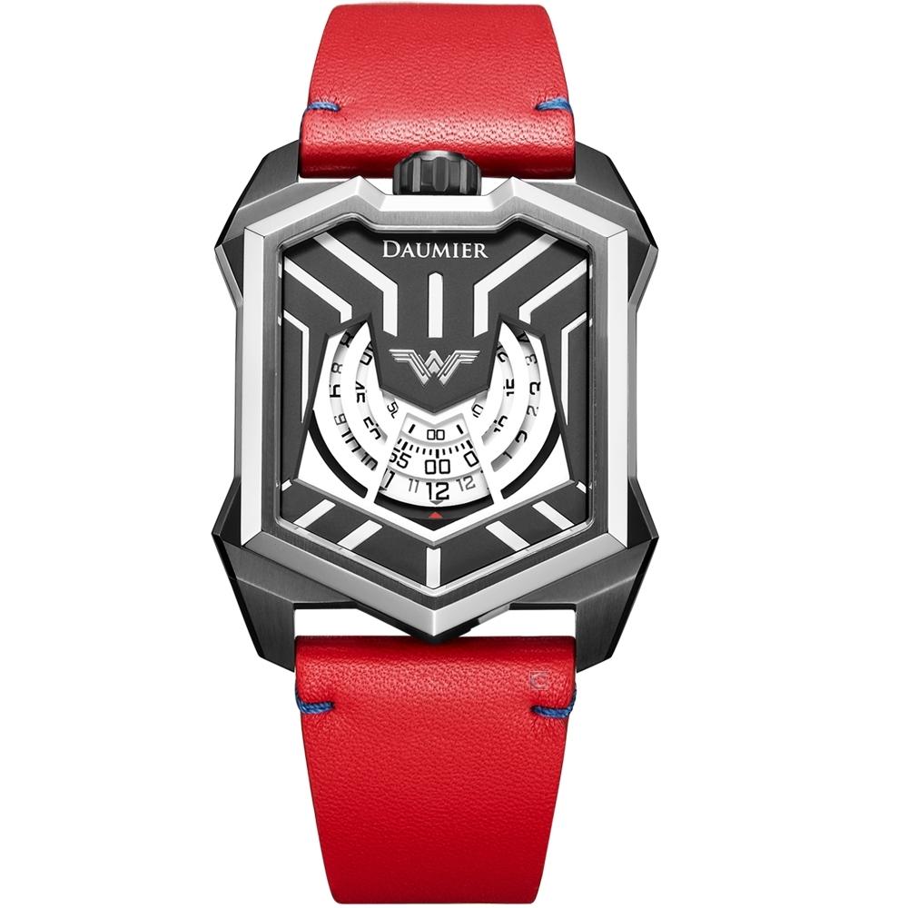 瑞士丹瑪DAUMIER正義聯盟DEVIA系列限量腕錶-神力女超人