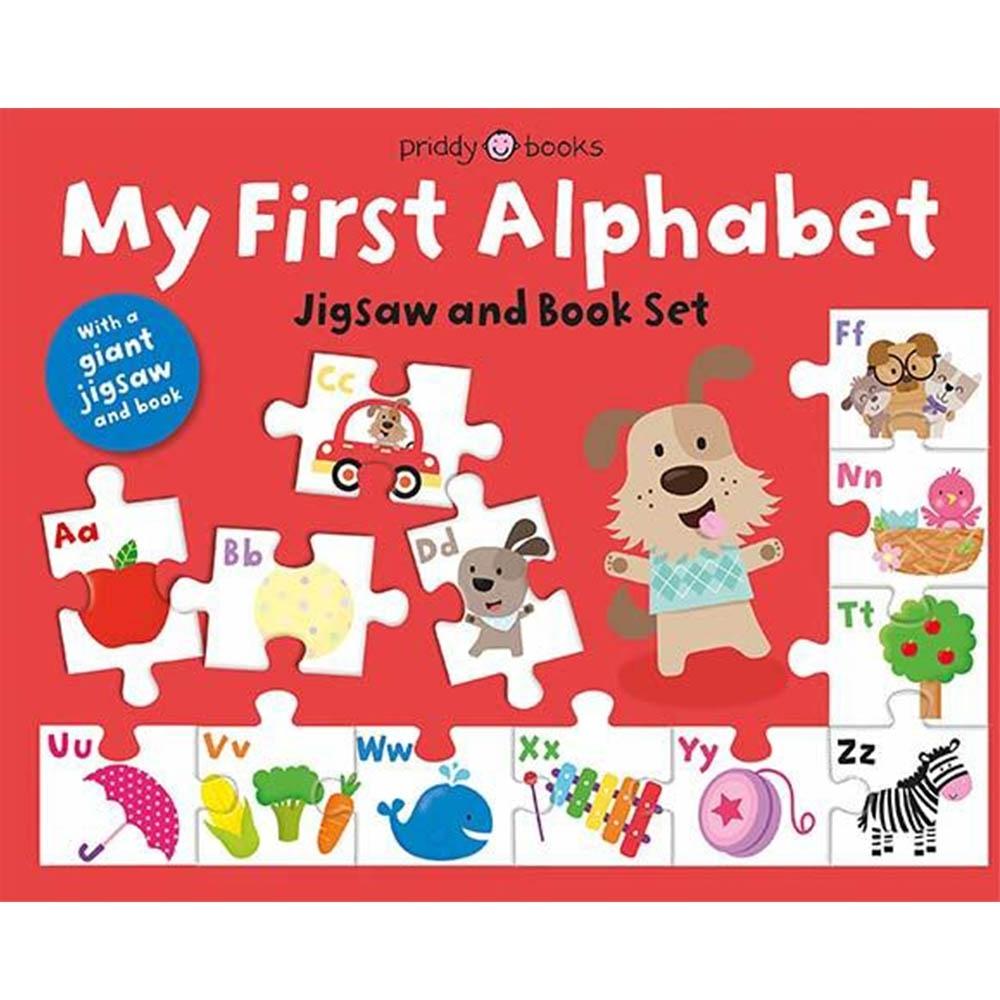 My First Alphabet Jigsaw Set 字母拼圖組合(美國版)