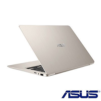 ASUS S406UA 14吋輕薄筆電P4405U 256G SSD 4GB冰柱金
