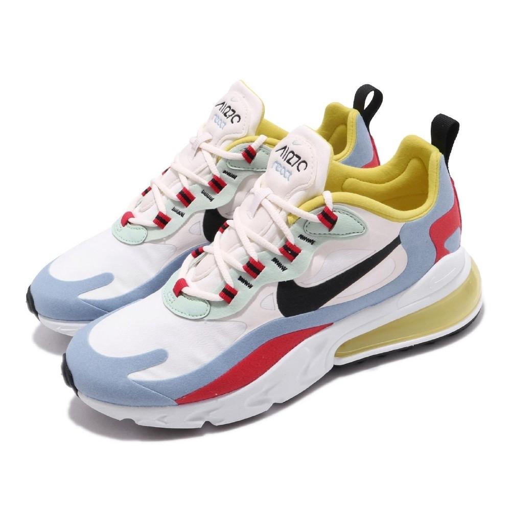 Nike 休閒鞋 AirMax 270 React 女鞋   慢跑鞋  
