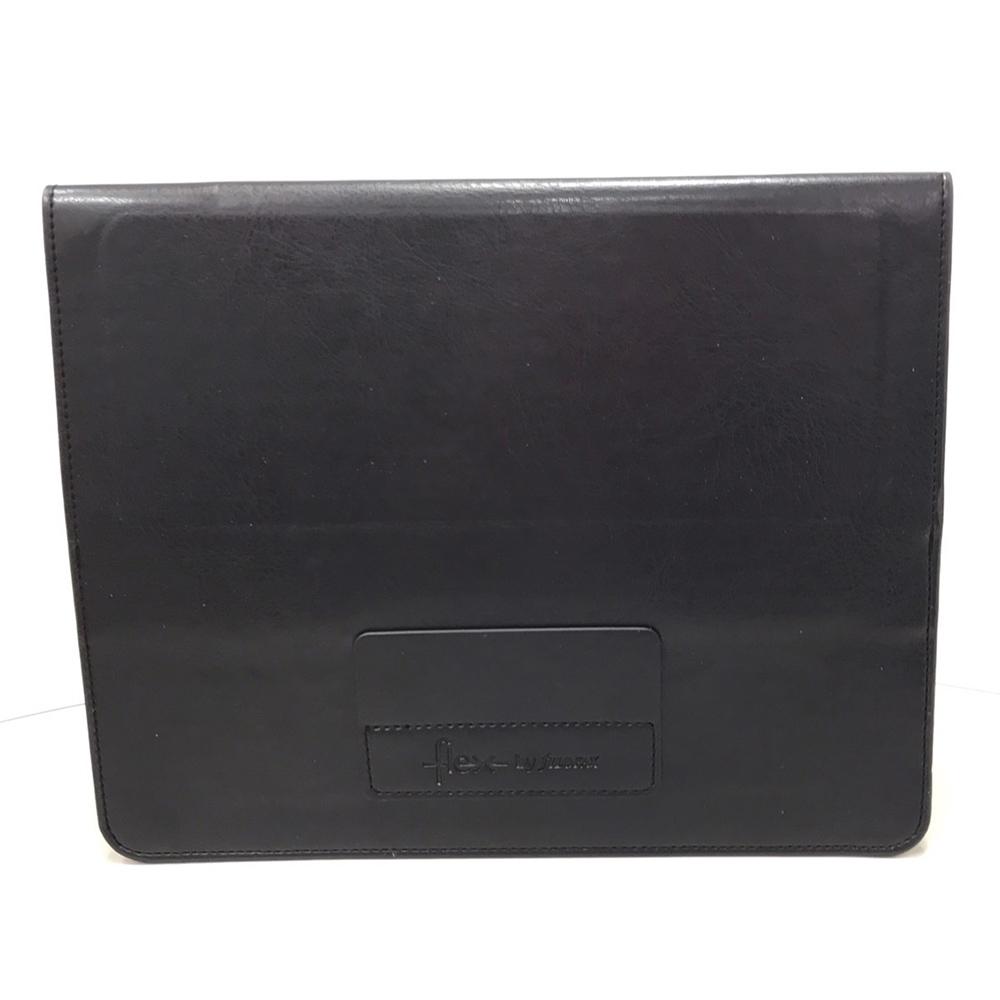 Filofax FLEX A5 IPAD SMOOTH 保護殼/套-黑