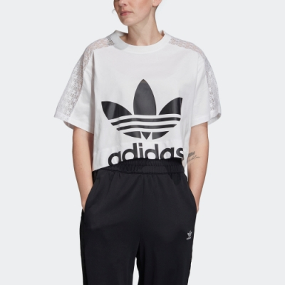 adidas BELLISTA 短袖上衣 女 FL4128