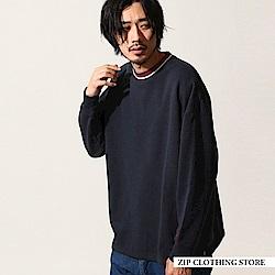 聯名款復古大學TEE(4色) ZIP日本男裝