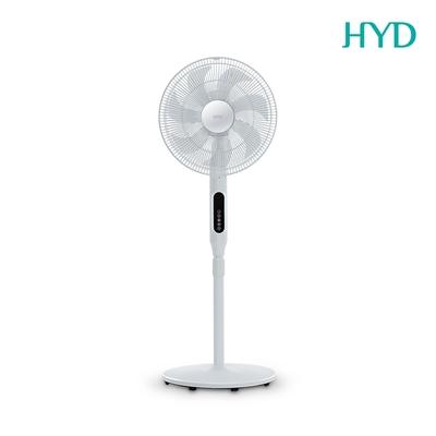 HYD 14吋24段速微電腦搖控DC直流電風扇 D-61