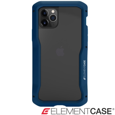 美國Element Case iPhone 11 Pro Max Vapor-S手機殼-藍