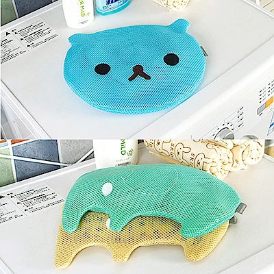 E.City_動物造型防變形加厚洗衣防護袋(3入)