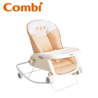 【Combi】Prumea安撫餐搖椅床(S)