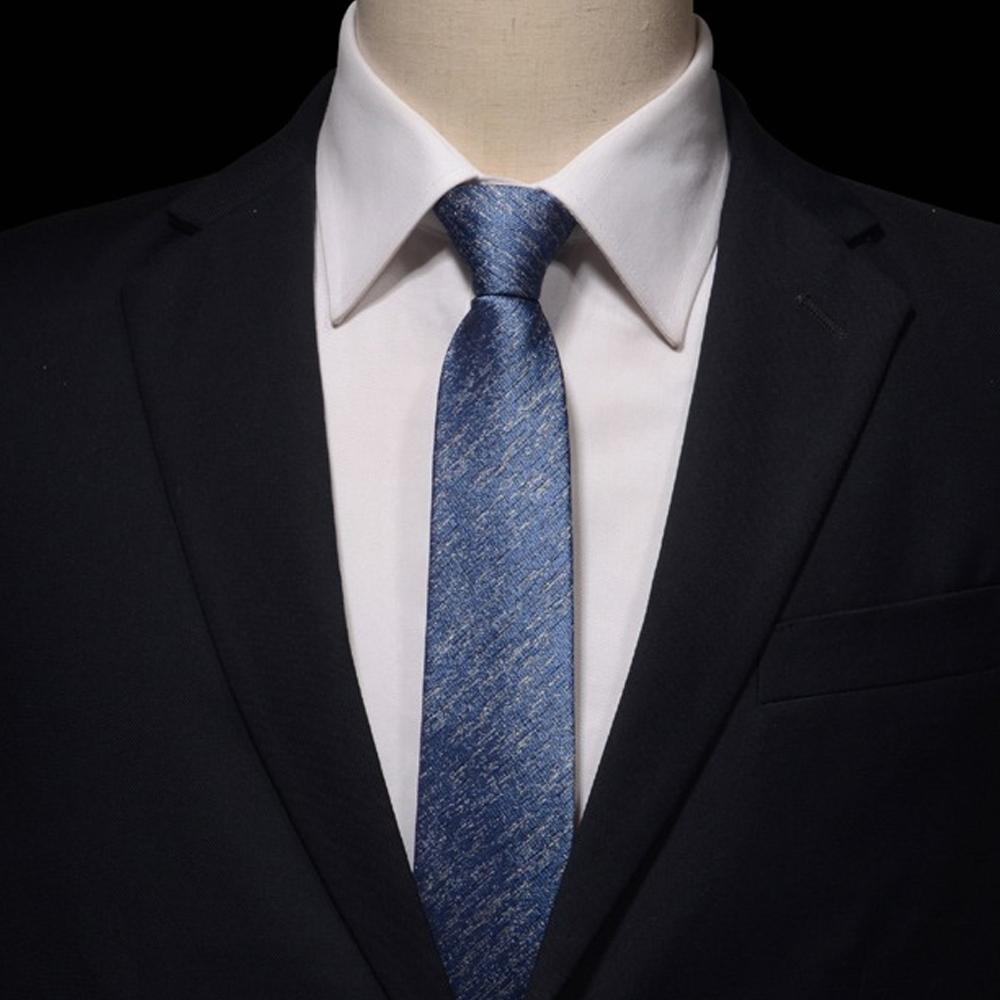 拉福   領帶窄版領帶6cm領帶拉鍊領帶(星空)
