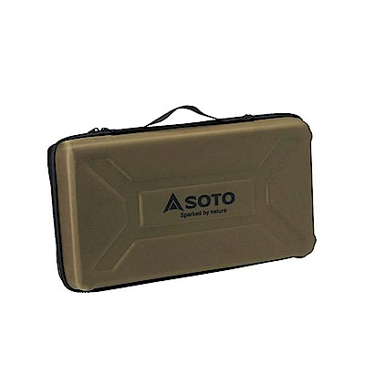 SOTO 雙口爐ST-526專用收納盒(ST-5261)