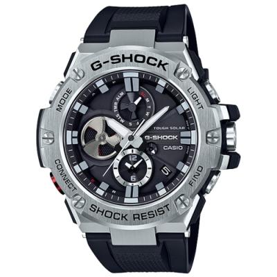 G-SHOCK 太陽能渦輪葉片設計智慧藍牙錶(GST-B100-1A)-53.8mm