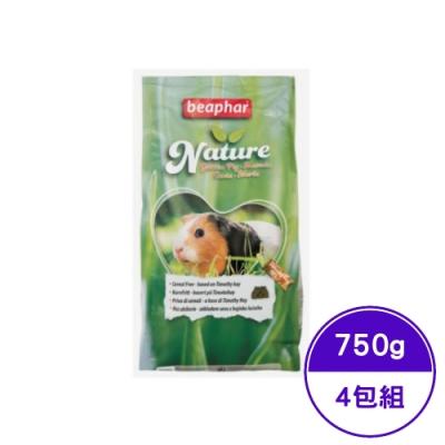 beaphar樂透-天然草本天竺鼠糧 750g (4包組)