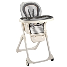 GRACO 成長型多用途餐椅 TABLE2BOOST (簡約條紋 GR)