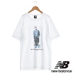 New Balance 老公公經典海報短袖