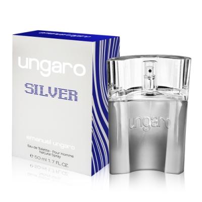 Emanuel Ungaro Ungaro Silver銀河男性淡香水50ml