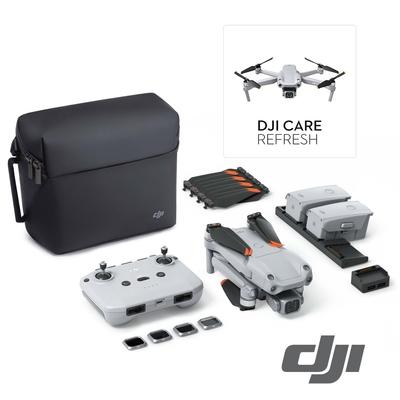 DJI Air 2S 空拍機-暢飛套裝 內含一年版Care (公司貨)