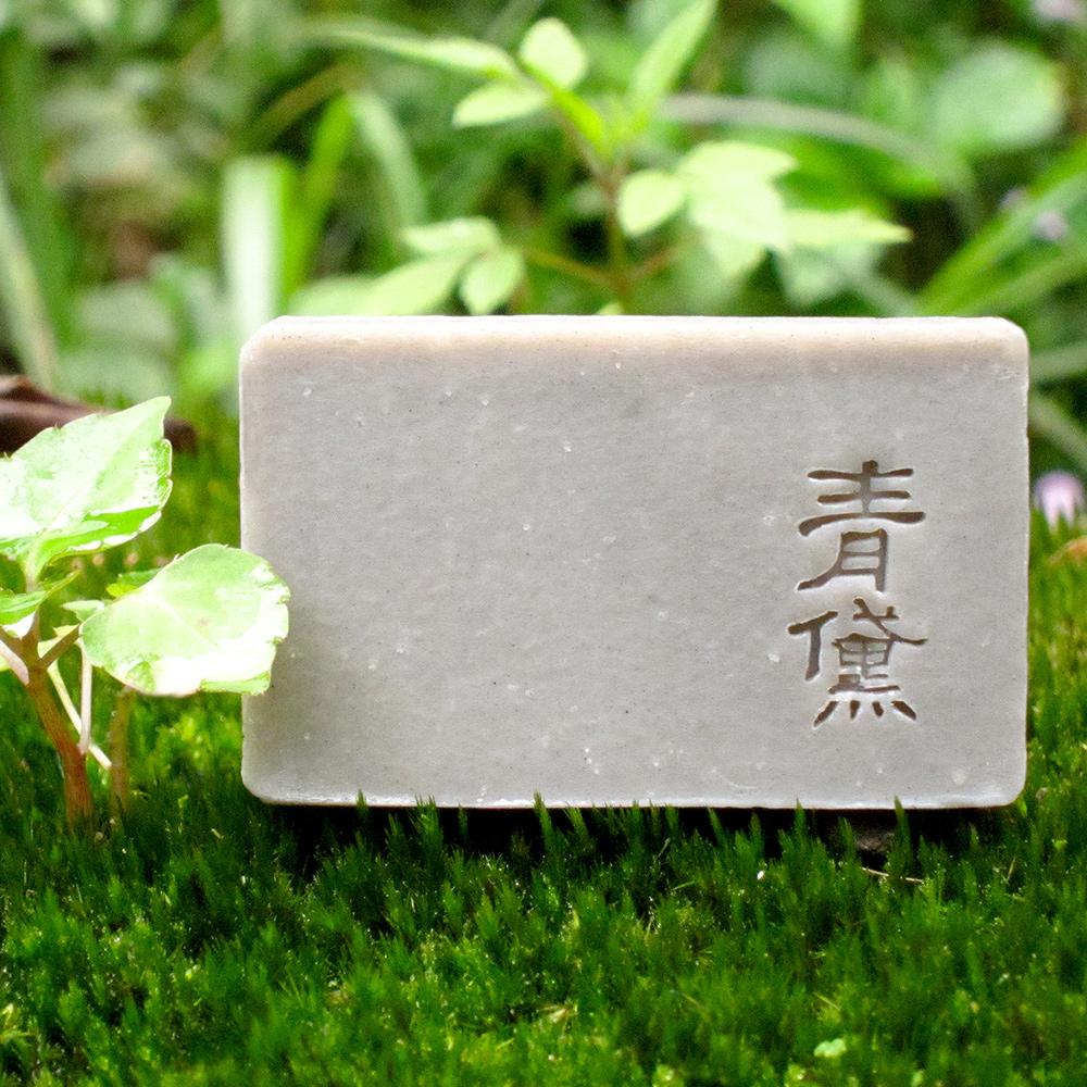 文山手作皂-青黛護理皂_沐浴皂