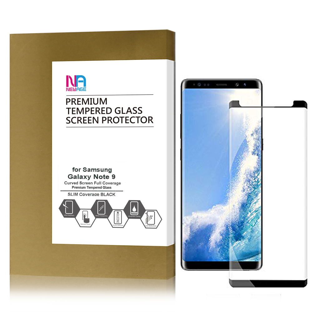 【NEWAGE】 Samsung Galaxy NOTE 9 玻璃螢幕保護貼