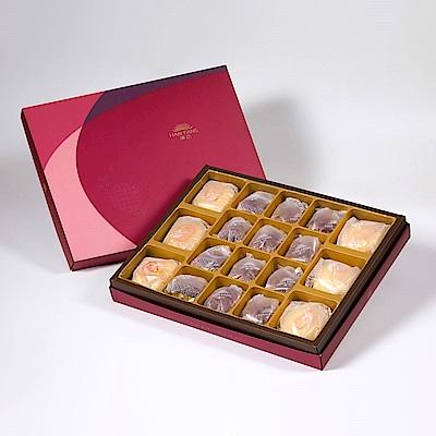【漢坊月餅/糕餅】金饌 綜合18入禮盒(共2盒)