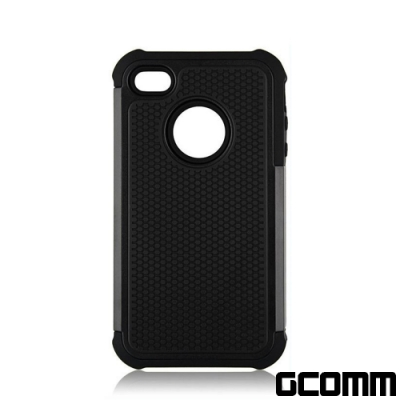 GCOMM iPhone4S/4 Full Protection 全方位超強防摔殼