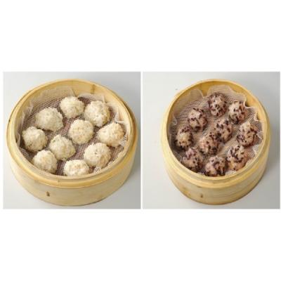 禎祥食品‧鮮肉珍珠丸+紫米珍珠丸