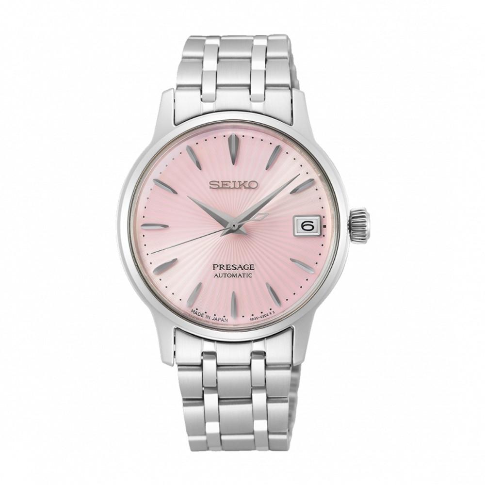 SEIKO PRESAGE 優雅機械女腕錶4R35-02T0Q(SRP829J1)