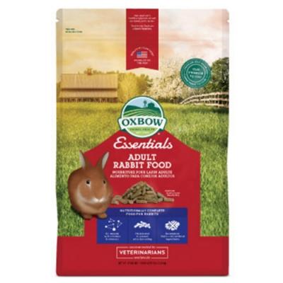 OXBOW-ADULT RABBIT FOOD成年兔糧 2.25KG(5LBS) 兩包組