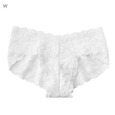 aimerfeel 全蕾絲性感內褲-白色-960021-W