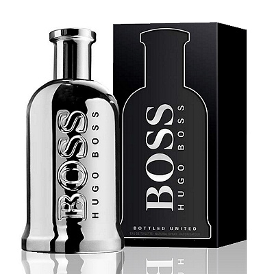 Hugo Boss Bottled United 自信聯盟淡香水 100ml