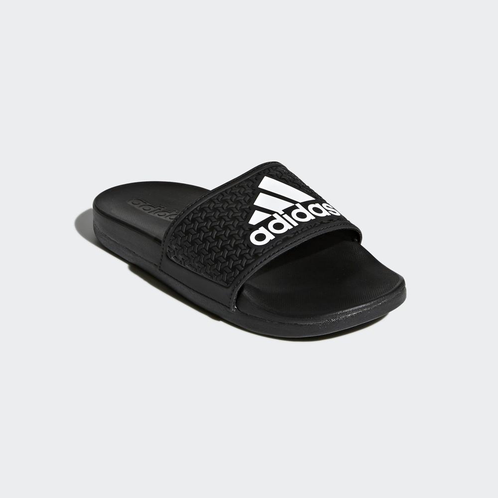 adidas ADILETTE CLOUDFOAM PLUS 運動拖鞋 男童/女童 B27894