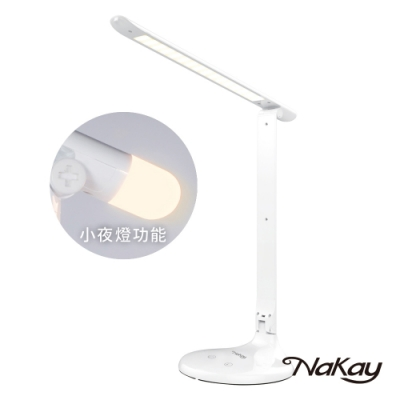 KINYO 自然光LED觸控檯燈 NLED-539