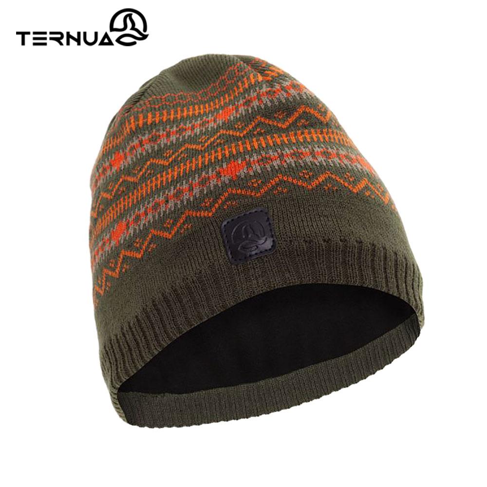 TERNUA 美麗諾保暖毛帽2661657【綠色】