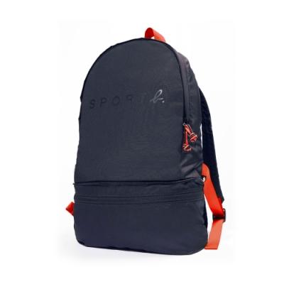 Sport b.多功能後背及腰包<b>2</b>用包 (深藍)