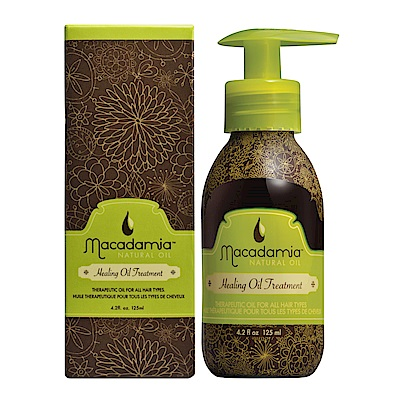 *Macadamia Natural Oil 瑪卡奇蹟油 精粹瑪卡奇蹟油125ml