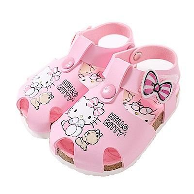 Hello kitty女童涼鞋 sk0653 魔法Baby