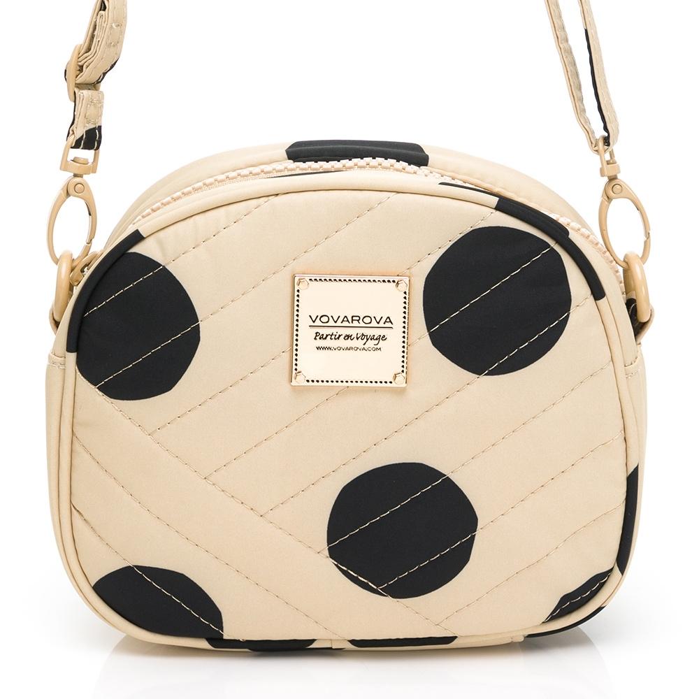 VOVAROVA空氣包-貝殼側背包-午茶特調系列/焦糖珍珠