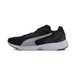 PUMA-VAL 男女復古慢跑運動鞋-白色