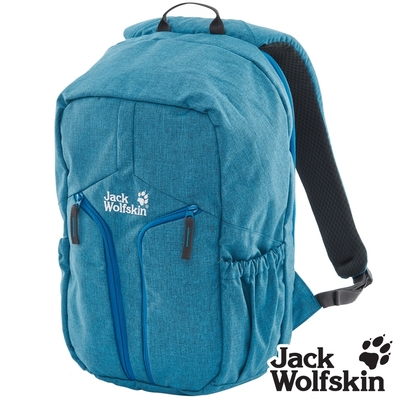 【Jack wolfskin 飛狼】Urban 18L 經典城市休旅背包 (筆電防護 / 減壓式背帶)『藍色』