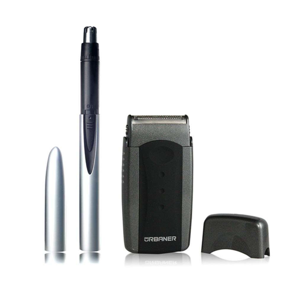 奧本urbaner 電動刮鬍刀/鼻毛刀組合(台灣製) MB-970