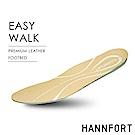 HANNFORT 5mm豚皮透氣減壓鞋墊(EASY WALK專用)