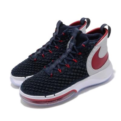 Nike 籃球鞋 Alphadunk EP 高筒 男鞋