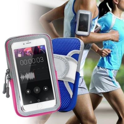 AISURE for iPhone SE2 / iPhone 8 / iPhone 7 4.7吋 透氣手機觸控運動臂套